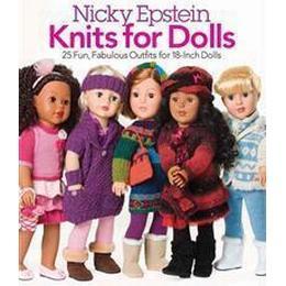 Nicky Epstein Knits for Dolls (Häftad, 2013), Häftad