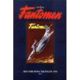 Fantomen: den inbundna årgången 1955. D. 2 (Inbunden, 2007)