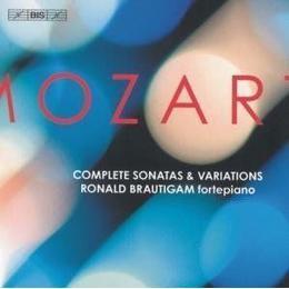 Mozart - Complete Keyboard Sonatas & Variations