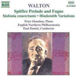 Walton - Orchestra Works