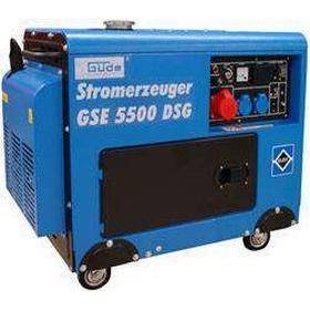 Diesel Generator GSE 5500
