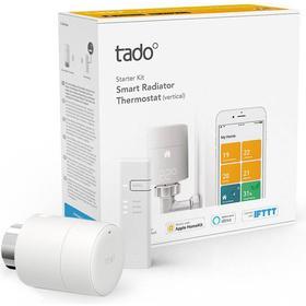 Tado Smart Radiator Thermostat Starter Kit V3+ (Vertical)