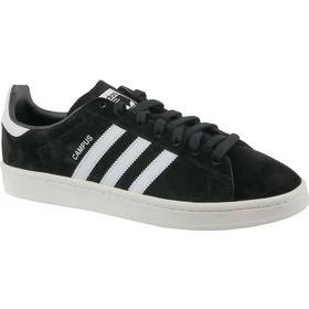 Adidas campus EL Sneakers black white gladerollinger
