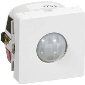 LK IHC Control PIR 24 V, 90°, FUGA, 1 modul, Hvid