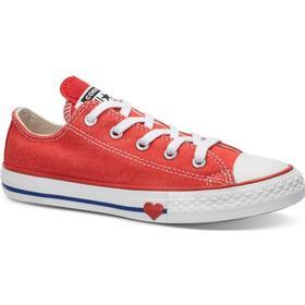 Converse sko rød • Find den billigste pris hos PriceRunner nu »