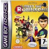 GameBoy Advance spil Disney's Meet The Robinsons