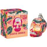 Eau de Parfum Police To Be Exotic Jungle for Woman EdP 75ml