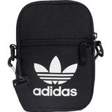 Skuldertaske Adidas Trefoil Festival Bag - Black