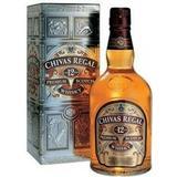 Chivas Regal 12 YO Blended Scotch Whisky 40%