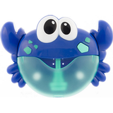 Badelegetøj InnovaGoods Crabbly Bubble Blowing Musical Crab