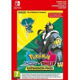 Pokemon shield expansion pass Nintendo Switch spil Pokemon Sword & Shield Expansion Pass