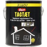 Byggematerialer Borup Roofproof Black 4L