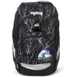 Tasker Ergobag Prime School Backpack - Super ReflectBear Glow