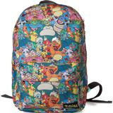 Rygsække Pokémon All-Over Characters Print Backpack - Multicolour
