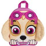 Tasker Paw Patrol Skye Plush Backpack - Pink