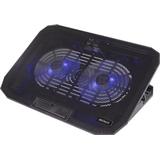 Laptop cooler Computer køling Deltaco LTC-100