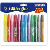 PlayBox Glitter Glue 12x13ml