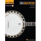 Notesbog Hal Leonard Folk Banjo Method
