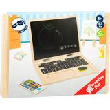 Børnelaptop Small Foot Laptop with Magnet Board