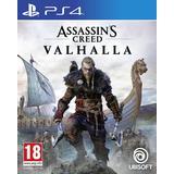 PlayStation 4 spil Assassin's Creed: Valhalla