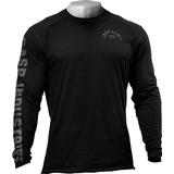 T-shirts & Tops Gasp Throwback Long Sleeve Tee Men - Black