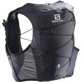 Tasker Salomon Active Skin 8 Set - Ebony/Black