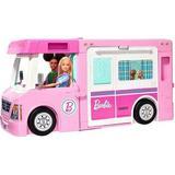 Dukker Barbie 3 in 1 DreamCamper