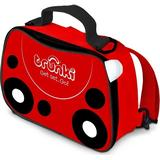 Tasker Trunki Harley Lunch Bag Backpack - Red