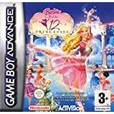 GameBoy Advance spil Barbie In The 12 Dancing Princesses
