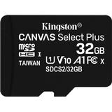 Kingston 32GB Xiaomi Redmi Note 5 MicroSDHC Canvas Select Plus Card Verified by SanFlash. 100MBs Works with Kingston