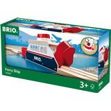 BRIO Færge med lyd og lys 33569