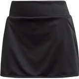 Sportsnederdel Adidas Club Skirt Women - Black/Matte Silver/White