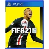 PlayStation 4 spil FIFA 21