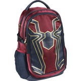 Tasker Marvel Avengers Iron Spiderman Backpack - Red