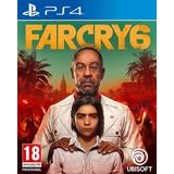 PlayStation 4 spil Far Cry 6