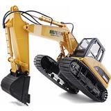 RC arbejdskøretøjer HuiNa Excavator RTR CY1550