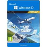 Flight PC spil Microsoft Flight Simulator - Premium Deluxe