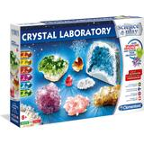 Eksperimentsæt Clementoni Crystal Laboratory