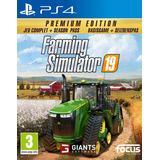 Farming simulator 19 ps4 PlayStation 4 spil Farming Simulator 19: Premium Edition