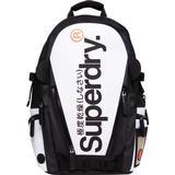Tasker Superdry White Tarp Backpack - White