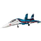 Fjernstyret fly Horizon Hobby E-Flite Su-30 Twin RTR EFL01050