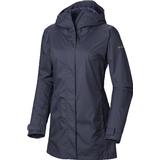 Regnjakke Columbia Splash and Little Rain Jacket Women - Dark Blue