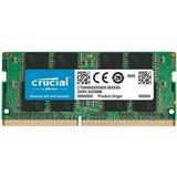DDR4 Crucial SO-DIMM DDR4 2666MHz 16GB (CT16G4SFRA266)