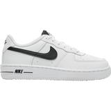 Nike air force 1 junior Børnesko Nike Air Force 1 Low GS - White/Black