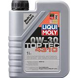 Liqui moly 0w 30 Bilpleje & Motorudstyr Liqui Moly Top Tec 4310 0W-30 1L Motorolie