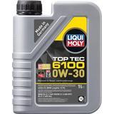 Liqui moly 0w 30 Bilpleje & Motorudstyr Liqui Moly Top Tec 6100 0W-30 1L Motorolie