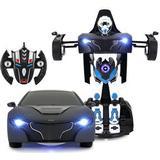 Fjernstyret robot Rastar RS-Men Transformation Robot RTR 14871
