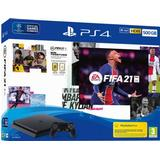 Spillekonsoller Sony PlayStation 4 Slim 500GB - Fifa 21