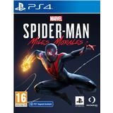 PlayStation 4 spil Marvel's Spider-Man: Miles Morales