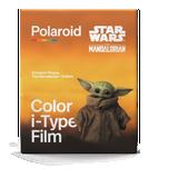 Polaroid Color i‑Type Film - The Mandalorian Edition 8 pack